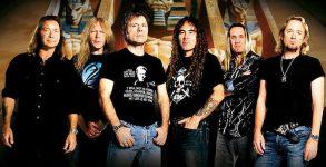 Iron Maiden é processado por ex-vocalista por apropriação de letras