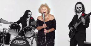 """""""Vovó do metal"""" de 96 anos irá ganhar documentário"""