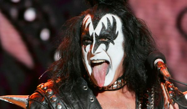 "Gene Simmons diz que detesta tocar ""I Was Made For Lovin' You"""