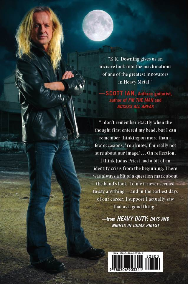 K.K. Downing - Heavy Duty: Days And Nights In Judas Priest