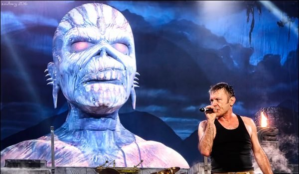 Rock In Rio confirma dia do metal com Iron Maiden