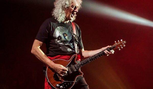 As 13 melhores músicas compostas por Brian May do Queen