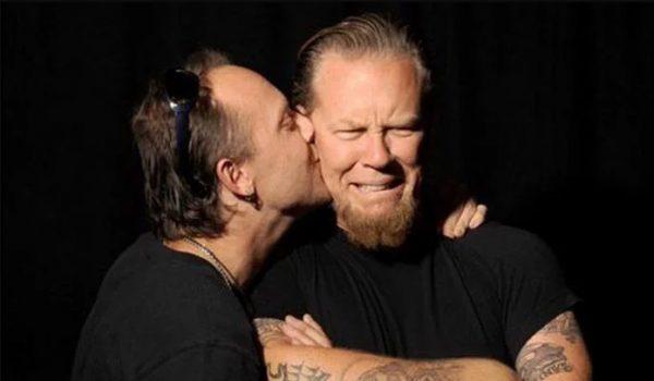 """Metallica: James Hetfield diz """"a música salvou a minha vida"""""""