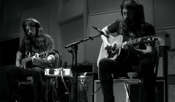 Dave Grohl divulga documentário com faixa instrumental de 23 minutos; assista