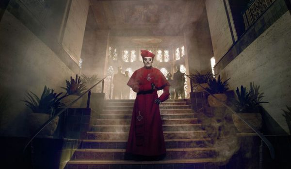 Ghost pode lançar novo material já em 2019, afirma Tobias Forge