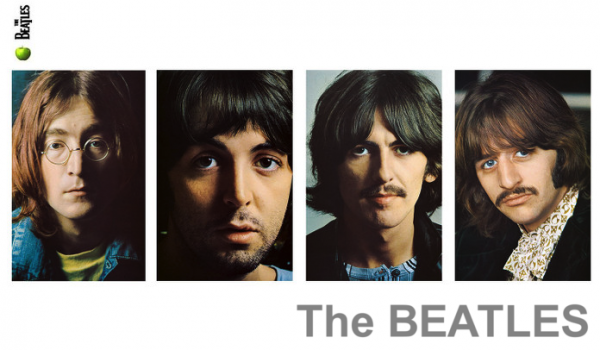Sonho realizado na audição do White Album dos Beatles nos estúdios da BBC em Londres