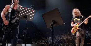 Metallica faz cover inusitado de Garbage em show nos EUA