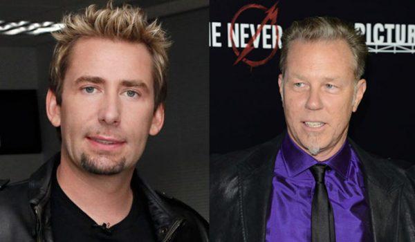Vídeo do Nickelback mandando bem ao tocar clássico do Metallica deixa fãs confusos