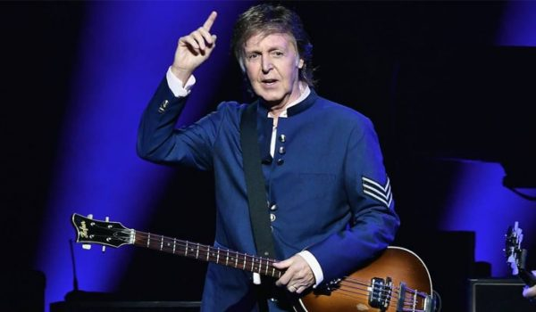 Paul McCartney lança disco Egypt Station; ouça aqui