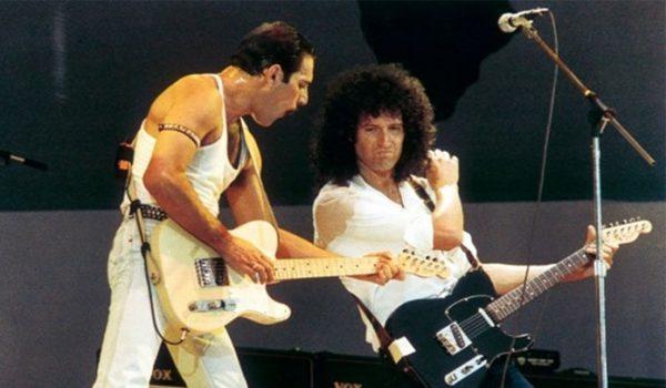 Queen: Apresentação do Live Aid será lançada pela primeira vez