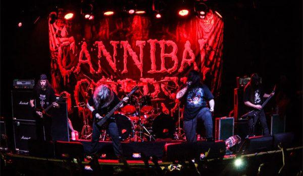 Napalm Death e Cannibal Corpse em São Paulo: Brutalidade em dose dupla