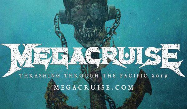 Megacruise, cruzeiro do Megadeth, confirma primeiras bandas