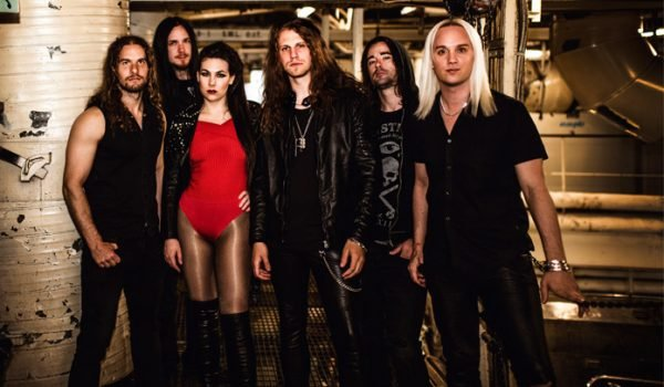 "Amaranthe lança poderoso single; ouça ""Inferno"""