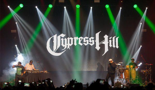 Cypress Hill em São Paulo; veja fotos e setlist