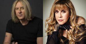 Def Leppard e Stevie Nicks estão entre os indicados ao Rock and Roll Hall Of Fame
