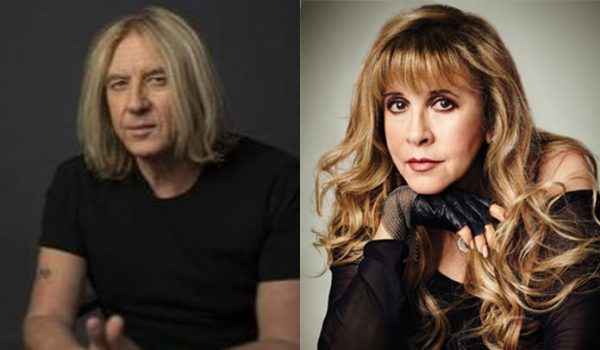 Def Leppard e Stevie Nicks estão entre os indicados ao Rock and Roll Hall Of Fame