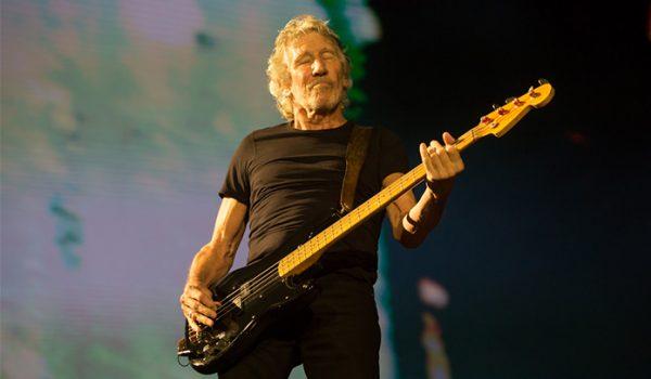 Roger Waters fala em censura e volta a protestar contra Bolsonaro em São Paulo