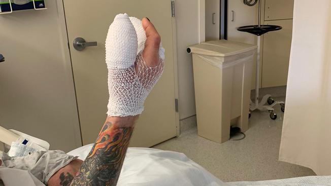 Ozzy Osbourne - Cirurgia