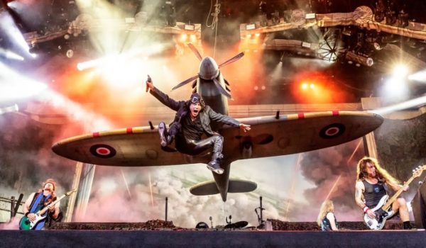 Iron Maiden: Legacy of the Beast Tour 2019 tem datas reveladas