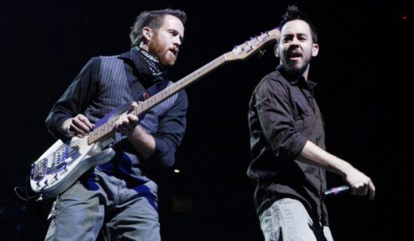 Linkin Park: Mike Shinoda e Dave 'Phoenix' Farrell se reunem em show