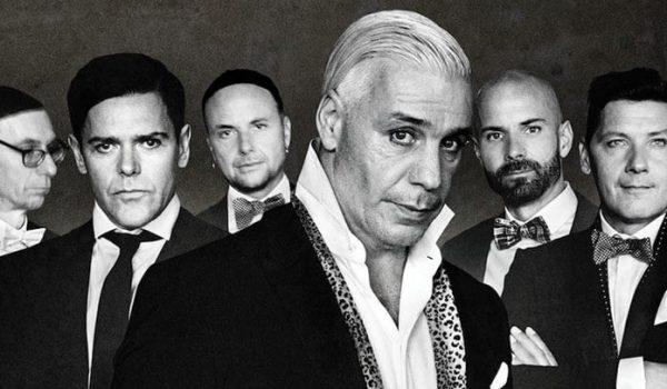"""Rammstein: """"Falam mais do fogo no show do que da nossa música"""""""