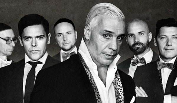 Rammstein está nas etapas finais do novo disco e planeja turnê