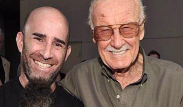 Músicos prestam homenagem a Stan Lee, lenda das HQ