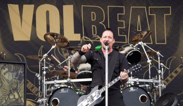 """Volbeat lança vídeo ao vivo de """"The Everlasting""""; assista aqui"""
