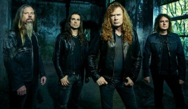 """Megadeth: """"É razoável esperar um novo álbum em 2019"""", diz baterista"""