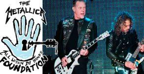 Metallica doa para instituições que ajudam vítimas dos incêndios da Califórnia