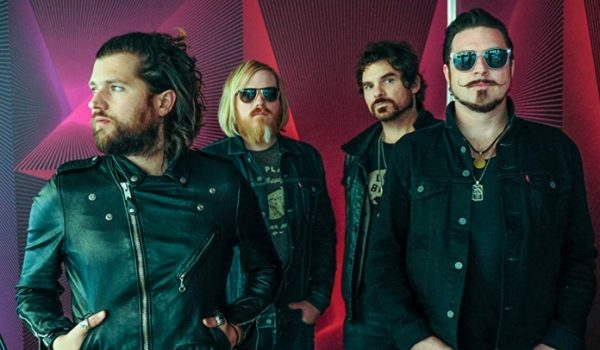 Rival Sons escreveram parte do novo álbum em pântano no Tenessee