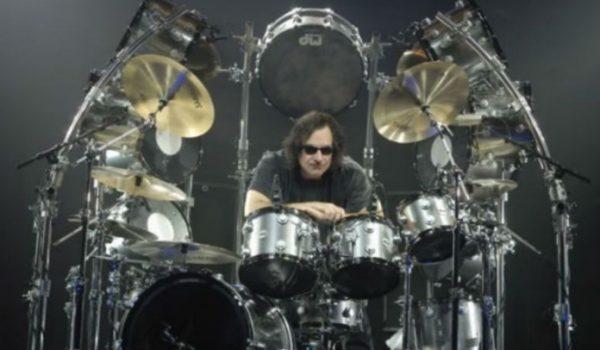 Vinny Appice, do Black Sabbath, vem ao Brasil em novembro