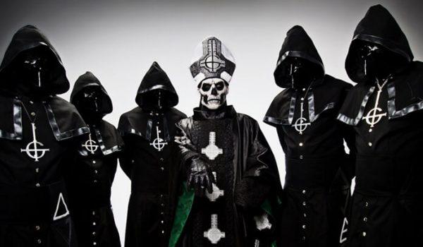 Ghost: ex-membros entram com novo processo contra Tobias Forge