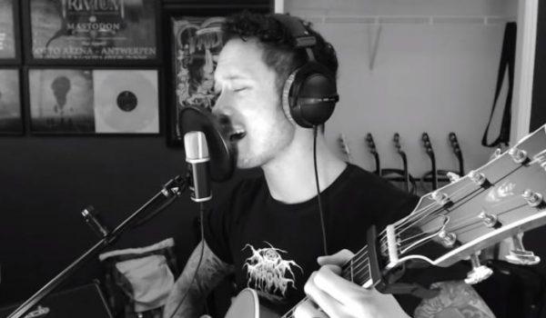 Matt Heafy, do Trivium, faz cover de Megadeth, Halestorm e mais