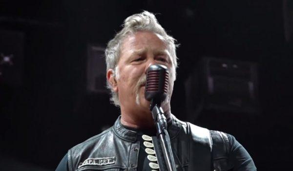"""Metallica divulga vídeo ao vivo de """"Atlas, Rise!"""" em Las Vegas; assista aqui"""
