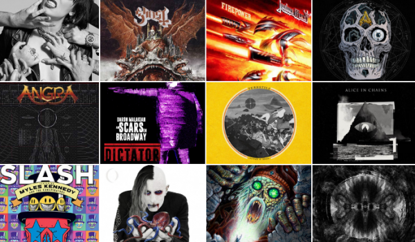 Os 30 melhores discos de 2018