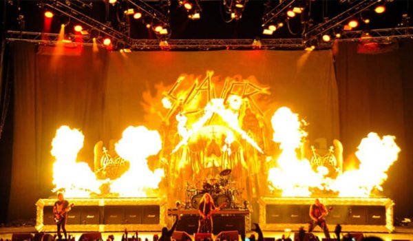Phil Demmel precisou aprender 19 músicas do Slayer em dois dias para substituir guitarrista