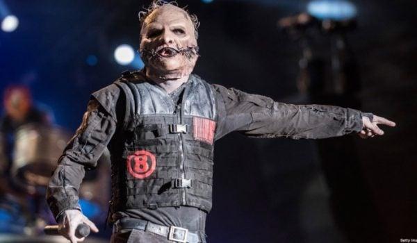 35d8787ac Slipknot  Corey Taylor revela foto da nova máscara