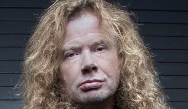 Dave Mustaine quer mais categorias de metal no Grammy
