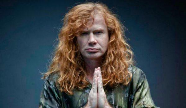 """Megadeth: Mustaine diz que diminuiu o """"tom político"""" do próximo álbum"""