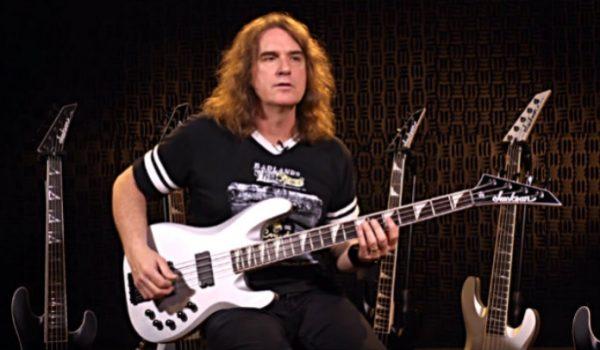 David Ellefson quase se juntou ao Metallica duas vezes