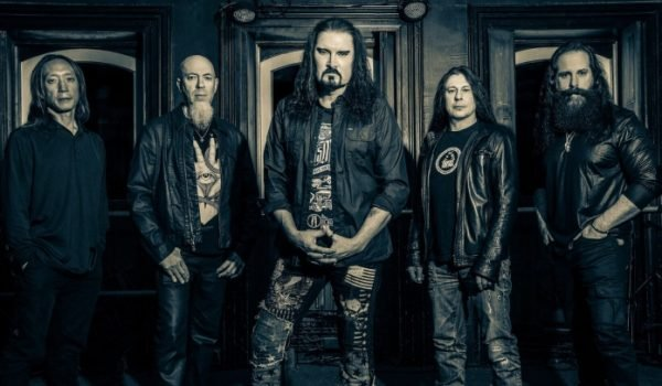 "Dream Theater divulga nova música; ouça ""Untethered Angel"""