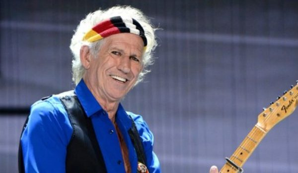 Keith Richards, do Rolling Stones, revela que está parando de beber