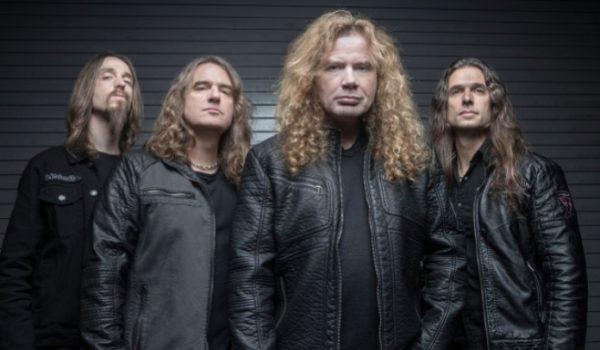 """Megadeth sobre novo álbum: """"não estamos copiando o Dystopia"""""""