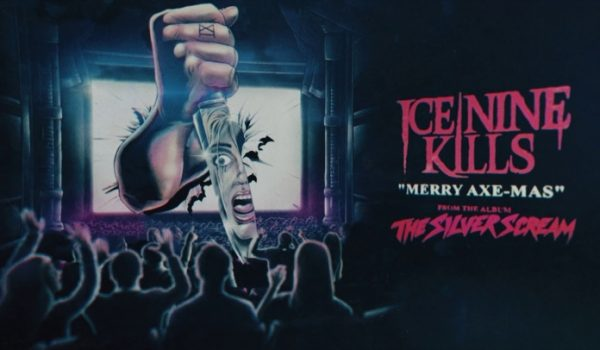 "Ice Nine Kills mistura Natal e filme de terror no clipe de ""Merry Axe-Mas"""