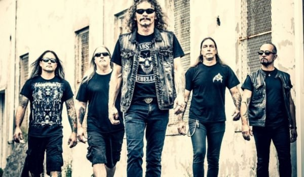 "Overkill lança lyric video para o destruidor single ""Last Man Standing"""