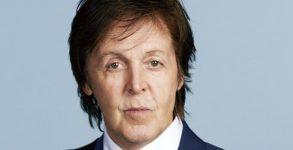 Paul McCartney invasão