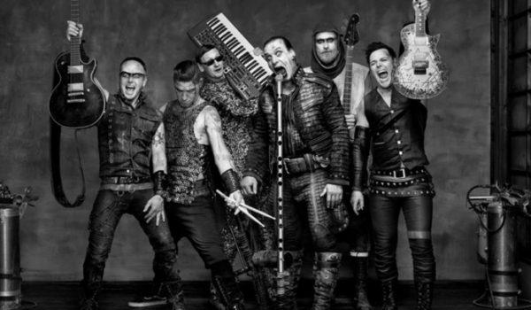 Rammstein deve lançar próximo álbum em abril de 2019