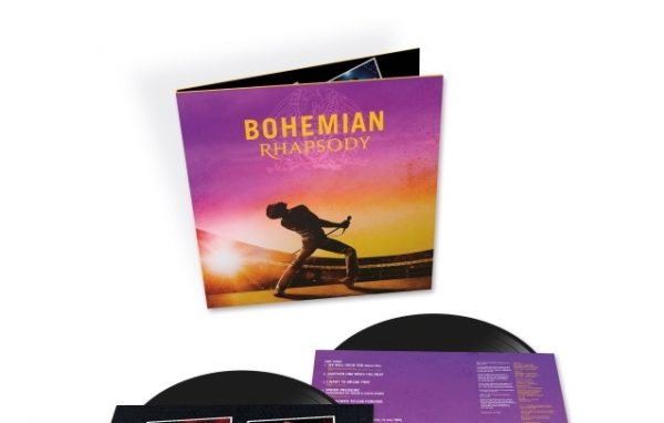 Trilha Sonora original de Bohemian Rhapsody será lançada em vinil
