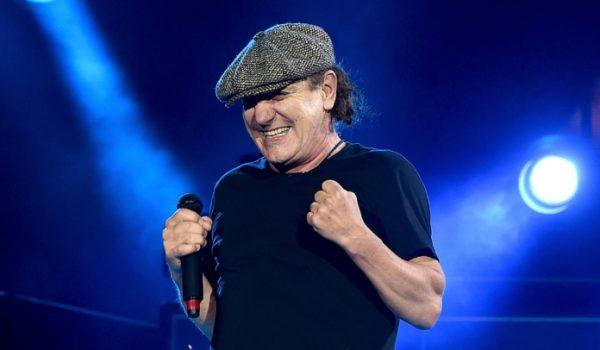 Brian Johnson teria confirmado sua volta ao AC/DC